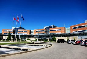 Ontario Police Head Office, Orillia, ON