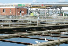 Ashbridges Bay Wastewater Treatment Plant