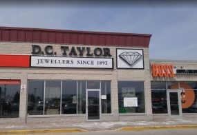 DC Tylor Jewellers, Barrie