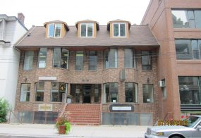 Dental Office, 68 Scollard St, Toronto