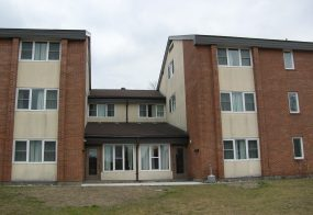 Dormitory Renovation, DND Living Quarters, CFB Borden