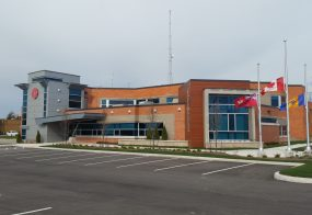 Fire Station #1 (Headquarters), Burlington