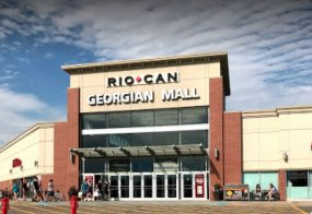 Georgian Mall, Shumaker Store, Barrie