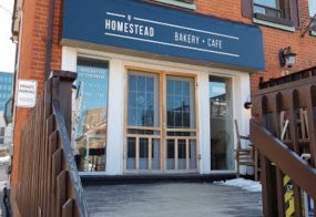 Homestead Bakery, Barrie