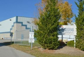 Nestle Plant Renovation, Barrie