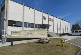 Sarnia Jail Renovation, Sarnia